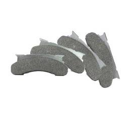 Ford Pickup Truck Front Disc Brake Pad Set - Front - Dual Piston Calipers - 2 Wheel Drive - F250 Thru F350