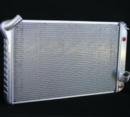 DeWitts 1973-1976 Chevrolet Corvette Direct Fit Radiator, Automatic 32-1139073A