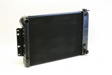 DeWitts 1967-1969 Chevrolet Camaro Direct Fit Radiator Black, Automatic 32-1239022A