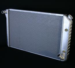 DeWitts 1977-1982 Chevrolet Corvette Direct Fit Radiator, Automatic 32-1139077A