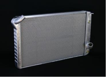 DeWitts 1969-1972 Chevrolet Corvette Direct Fit Radiator, Automatic 32-1139069A