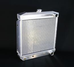 DeWitts 1967 Ford Mustang Direct Fit Radiator HP, Automatic 32-1148004A