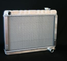 DeWitts 1962-1967 Chevrolet Chevy II Direct Fit Radiator, Manual 32-1139010M