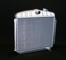 DeWitts 1955-1957 Chevrolet Bel Air Direct Fit Radiator HP, Manual 32-1149013M