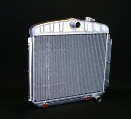 DeWitts 1955-1957 Chevrolet Bel Air Direct Fit Radiator HP, Automatic 32-1149013A