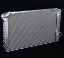 DeWitts 1969-1972 Chevrolet Corvette Direct Fit Radiator HP, Automatic 32-1149069A