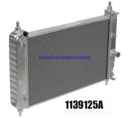 DeWitts 2005-2013 Chevrolet Corvette Direct Fit Radiator, Automatic 32-1139125A