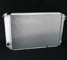 DeWitts 1971-1973 Ford Mustang Direct Fit Radiator HP, Manual 32-1148009M