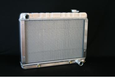 DeWitts 1962-1967 Chevrolet Chevy II Direct Fit Radiator, Automatic 32-1139010A