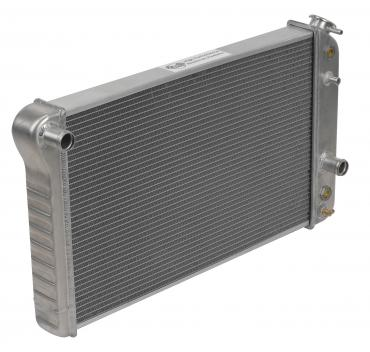 DeWitts 1984-1989 Chevrolet Corvette Direct Fit Radiator, Automatic 32-1139084A