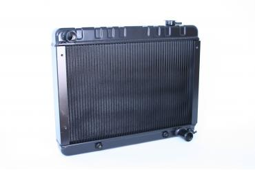 DeWitts 1962-1967 Chevrolet Chevy II Direct Fit Radiator Black, Automatic 32-1239010A