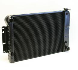 DeWitts 1967-1969 Chevrolet Camaro Direct Fit Radiator Black, Manual 32-1249022A