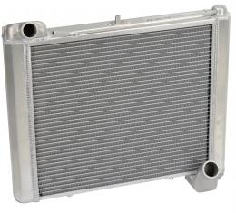 DeWitts 1961-1962 Chevrolet Corvette Direct Fit Radiator HP, Manual 32-1149061M