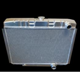 DeWitts 1967-1970 Ford Mustang Direct Fit Radiator, Manual 32-1138007M