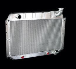DeWitts 1955-1960 Chevrolet Corvette Direct Fit Radiator, Automatic 32-1139055A
