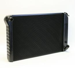 DeWitts 1977-1982 Chevrolet Corvette Direct Fit Radiator Black, Automatic 32-1249077A