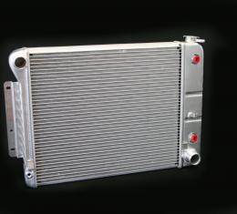 DeWitts 1967-1969 Chevrolet Camaro Direct Fit Radiator HP, Automatic 32-1149004A