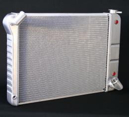 DeWitts 1966-1967 Chevrolet Corvette Direct Fit Radiator, Automatic 32-1139066A