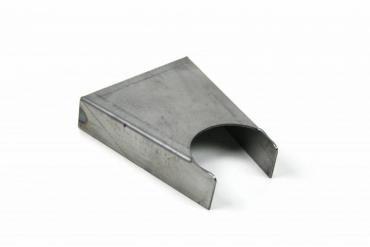 "ididit Column Drop, 7"" Steel Weld-On, Paintable Steel 2307490010"