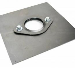 """ididit Floor Mount Collapsible with Floor Plate 2"""" 2401020010"""
