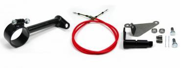 "ididit Cable Shift Linkage, ididit 2 1/4"" Column - AOD Transmission 2802500010"