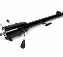 ididit Retrofit 64-65 Chevelle/GTO, Straight Column Shift, Black Powder Coat 1160640051