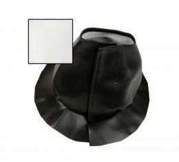 ididit Boot for Trim Kit Floor Mount Bone 2405820010