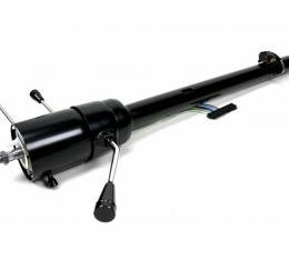 ididit 1963-1964 Chevrolet Impala Retrofit 63-64 Impala, Tilt Column Shift, Black Powder Coat 1140670051