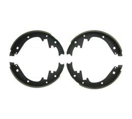 Corvette Brake Shoes, Front, 1963-1965