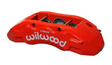 Wilwood Brakes TX6R Forged Radial Mount 120-14600-RD
