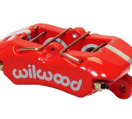 Wilwood Brakes Forged Dynapro Lug Mount Low-Profile 120-12160-RD