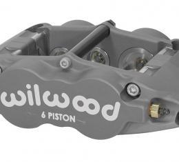 Wilwood Brakes Forged Superlite 6 Radial Mount 120-13267