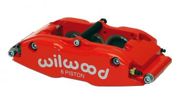 Wilwood Brakes Billet Narrow Superlite 6 Radial Mount 120-8079-RSR