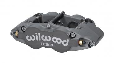 Wilwood Brakes Forged Narrow Superlite 6 Radial Mount 120-15777