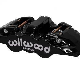 Wilwood Brakes Aero4 Radial Mount 120-13286-BK