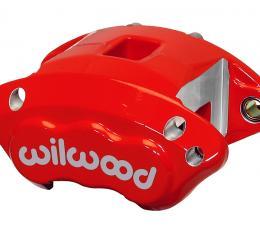 Wilwood Brakes D154 Single & Dual Piston Floater 120-11874-RD