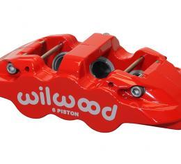 Wilwood Brakes Aero6 Radial Mount 120-13289-RD