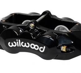 Wilwood Brakes D8-4 Caliper Rear 120-10526-BK