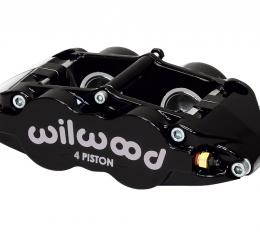 Wilwood Brakes Forged Narrow Superlite 4 Radial Mount 120-11782-BK