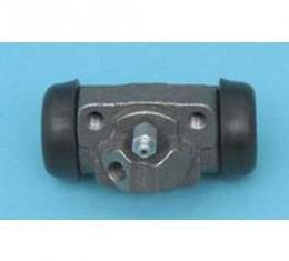 Chevy Brake Wheel Cylinder, Left, Rear, 1955-1957