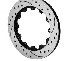 Wilwood Brakes SRP Drilled Performance Rotor 160-12886-BK
