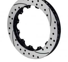 Wilwood Brakes SRP Drilled Performance Rotor 160-13472-BK