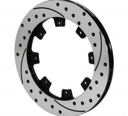 Wilwood Brakes SRP Drilled Performance Rotor 160-12204-BK