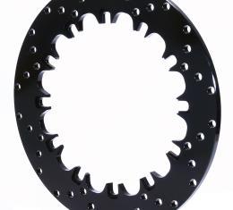 Wilwood Brakes Drilled Steel Dynamic Mount Rotor 160-4766