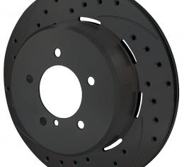 Wilwood Brakes SRP Drilled Performance Rotor & Hat 160-8685-BK