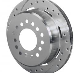 Wilwood Brakes SRP Drilled Performance Rotor & Hat 160-11375
