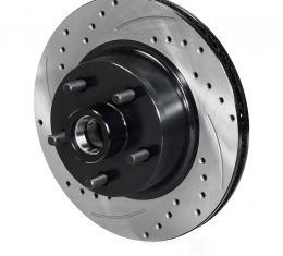 Wilwood Brakes SRP Hub & Rotor 160-14324-BK