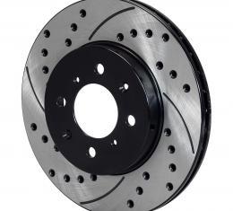 Wilwood Brakes SRP Drilled Performance Rotor & Hat 160-12838-BK