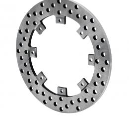Wilwood Brakes Super Alloy Drilled Rotor 160-12155