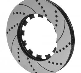 Wilwood Brakes SRP Drilled Performance Rotor 160-15327-BK